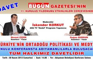 Ad¦-yaman'da Bug+-n Gazetesi (6)